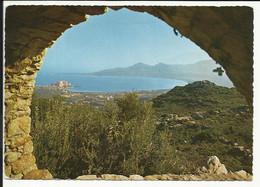 CALVI , Vue Générale De La Baie ; General View Of Bay ; Gesatansicht Der Bucht , 1967 - Calvi