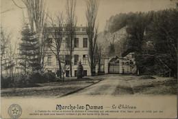 Marche Les Dames (Namur) Le Chateau (a L'entree......) 191? - Other