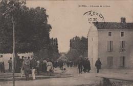 MATHA L'Avenue De La Gare - Matha