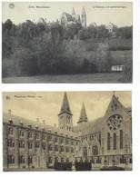 Belgique - MAREDSOUS - 2 CP - Abbaye - Anhee