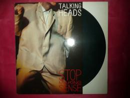 LP33 N°7288 - TALKING HEADS - STOP MAKING SENSE - 2402431 - PM 264 RB - DISQUE EPAIS - Rock
