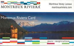 Switzerland: Montreux Riviera Card - Europe