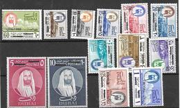 1966 Dubai Mint Never Hinged ** Complete Set 80 Euros - Dubai