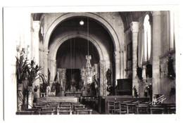INDRE Et LOIRE - PARCAY-SUR-VIENNE - Intérieur De L'Eglise - Chiese E Cattedrali