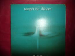 LP33 N°7299 - TANGERINE DREAM - RUBYCON - 940 505 - DISQUE EPAIS MADE IN FRANCE - Nueva Era (New Age)