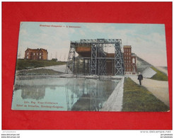 HOUDENG  GOEGNIES  -  L'ascenceur  -  1911    - - La Louviere