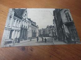 Ypres, Ieper, La Rue Au Beurre - Ieper