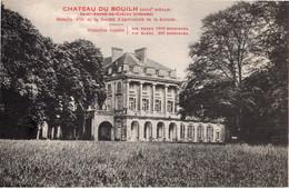 CHATEAU DU BOUILH XVIIIe Siècle Saint André De Cubzac, Médaille D'or De La Société D'agriculture De La Gironde Cpa - Autres Communes