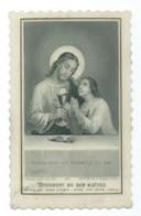 IMAGE RELIGIEUSE CELLULOID  1897 - Devotion Images