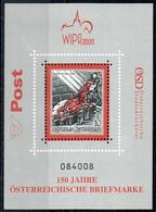 """Österreich 2000 """"WIPA  2000"""" Mi.Nr. 2303 Block 13 Postfrisch (DC 361) - 1991-00 Neufs"""
