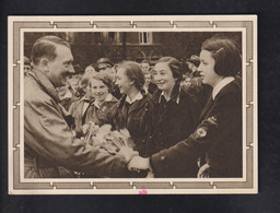DR GA Geburtstag Hitler / SSt Wien - Militares