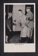DR Hitler Geburtstagsgratulation - Diverse Sonderstempel - Oorlog 1939-45