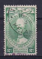 Malaya - Kelantan: 1937/40   Sultan Ismail    SG41    2c     Used - Kelantan