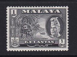 Malaya - Kelantan: 1957/63   Sultan Ibrahim - Pictorial    SG83    1c      MNH - Kelantan