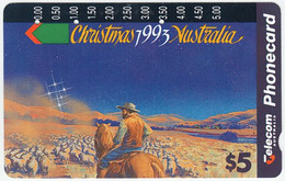 AUSTRALIA A-816 Optical Telecom - Occasion, Christmas - Used - Australia