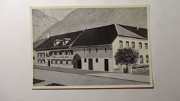 Waldenburg Hotel  Gasthof Löwen / Hôtel Du Lion D'Or 1938 Rechnung ((3806) - BL Basle-Country
