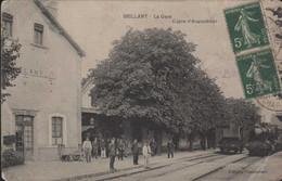 BEILLANT La Gare (ligne D'Anguoléme - Altri Comuni