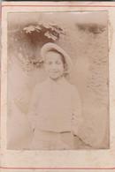 Photo C D V XIX E Le Havre Portrait De Roger Lemesle Environ 8 Ans 1885  Réf 2786 - Old (before 1900)