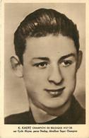 Cyclisme , K Kaers Champion De Belgique 1937/38 , * 407 14 - Cycling