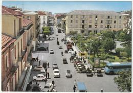 NICASTRO - LAMEZIA TERME - VIA CAPITANO MANFREDI - VIAGG. 1969 -54079- - Lamezia Terme