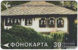 BULGARIA A-554 Magnetic Betkom - Architecture, Building - Used - Bulgaria