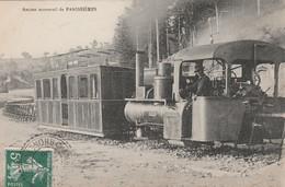 Ancien Monorail De PANISSIERES (Loire) - Otros Municipios