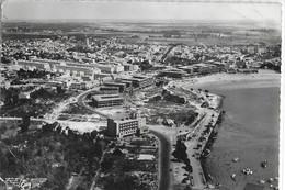 CPSM ROYAN  17 :  Royan Aprés L'occupation : La Reconstruction  1954 - Royan
