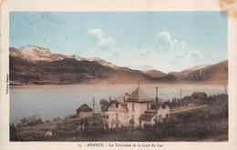 Annecy (74) - La Tournette Et Le Fond Du Lac - Annecy