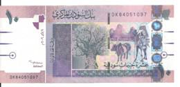 SOUDAN 10 POUNDS 2006 AUNC P 67 - Sudan