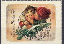 +Finland 2012. Christmas. Cancelled - Gebruikt