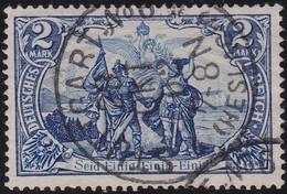 Deutsches Reich   .   Michiel  .     82 A    .     O     .  Gebraucht    .    /   .   Cancelled - Gebraucht
