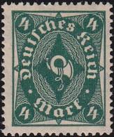 Deutsches Reich   .   Michiel  .   226b          .   **   .  Postfrisch      .    /   .    MNH - Ungebraucht