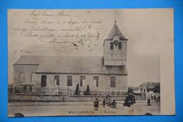 Melsbroeck 1904: L'église Très Animée - Zaventem