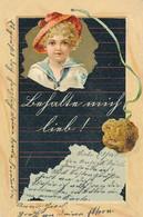 Liebeskarte Aus Bayern + 1901 - Unclassified