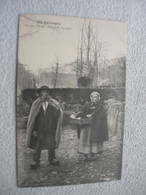 En Auvergne, Un Jour D'hiver, Lou Saili La Capito, Cantal - Unclassified