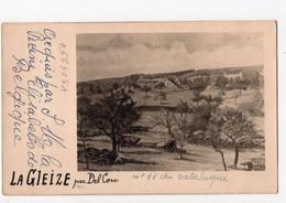 27 - LA GLEIZE - Tableau Peint Par DEL COUR De Spa - Acquis Par La Reine Elisabeth - Stoumont