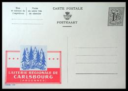 Publibel Neuve 1390  . Laiterie Régionale De CARLSBOURG - Publibels