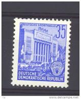 Allemagne  -  RDA  -  1953  :  Yv  129  Mi  374  ** - Nuevos
