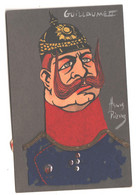 Militaria , Carte Realisée Par Collage , Papier Et Feutrine  , * 425 01 - Weltkrieg 1914-18
