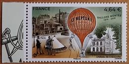 """2020 - Y&T PA N° 84a - Ballon Monté """"Le Neptune"""" (de Feuillet) - BDF - NEUF - 1960-.... Nuovi"""