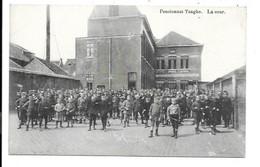 Buggenhout - Pensionnat Tanghe - La Cour. - Buggenhout