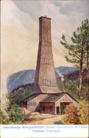 Artiste CPA Erkelenz In Nordrhein Westfalen, Ansicht Von Einem Ölbohrturm - Andere