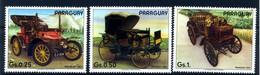 Paraguay: Histor. (Uralt-)Automobile1986 I; Postfrisch/MNH - Automobili