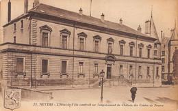 58-NEVERS-N°3477-G/0373 - Nevers