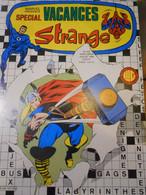 STRANGE Special Vacances 200 - Strange