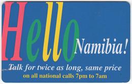 NAMIBIA A-174 Chip Telecom - Used - Namibia