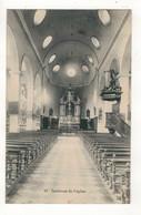 NISMES (Viroinval) - Intérieur De L'église. - Viroinval