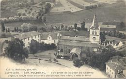 CPA Polignac Vue Prise De La Tour Du Château - Otros Municipios