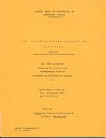 Les Oblitérations - A Flammes – De Bruxelles. 1905 – 1920 - René Silverberg – A4 - Philatelie Und Postgeschichte