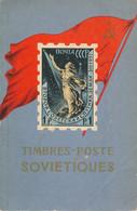 Russie - U.R.S.S. – Timbres-poste Soviétique 1958 - Briefe U. Dokumente
